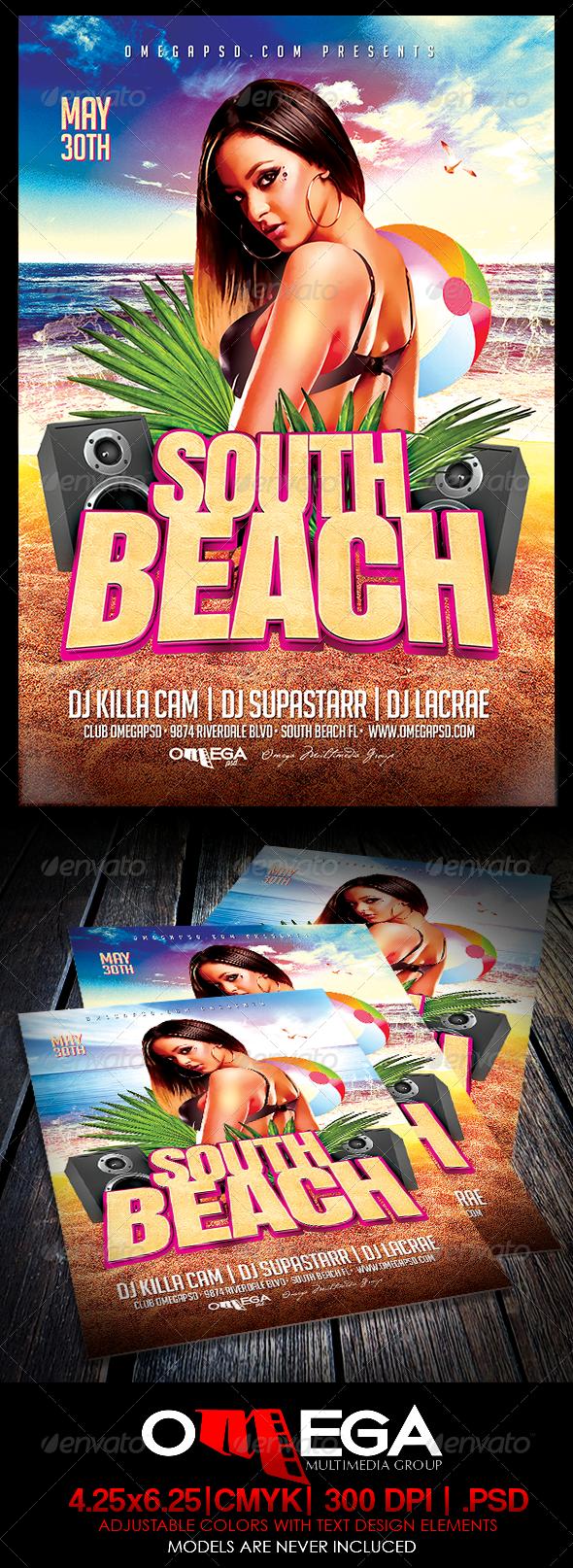 GraphicRiver South Beach 7759738
