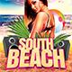 South Beach - GraphicRiver Item for Sale