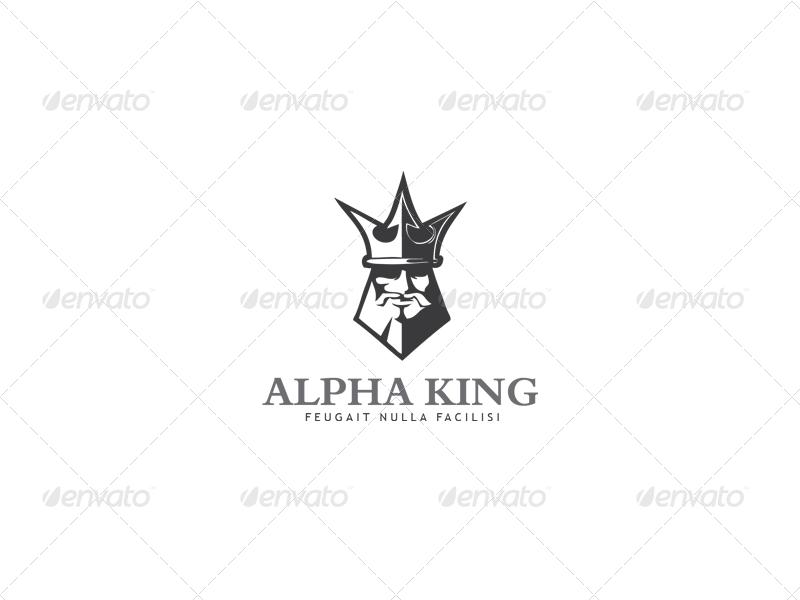 AlphaKing Logo