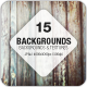 Grunge Wood Backgrounds - Bundle - GraphicRiver Item for Sale