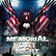 Memorial Day Night - GraphicRiver Item for Sale