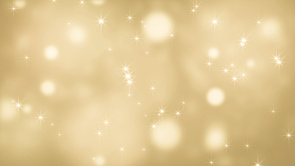 Abstract Bokeh Golden Glitter By Kaisorn Videohive