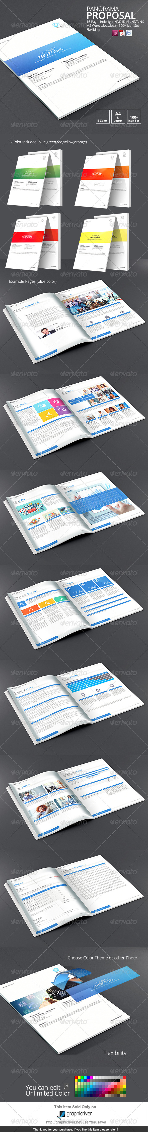 GraphicRiver Gstudio Panorama Proposal Template 7778349