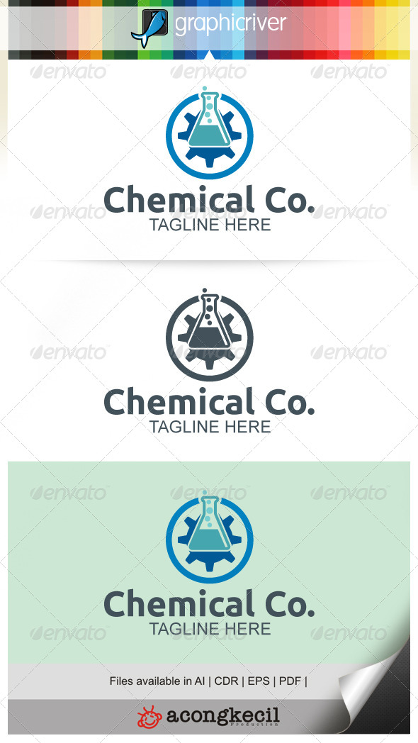 GraphicRiver Chemical Company 7778471