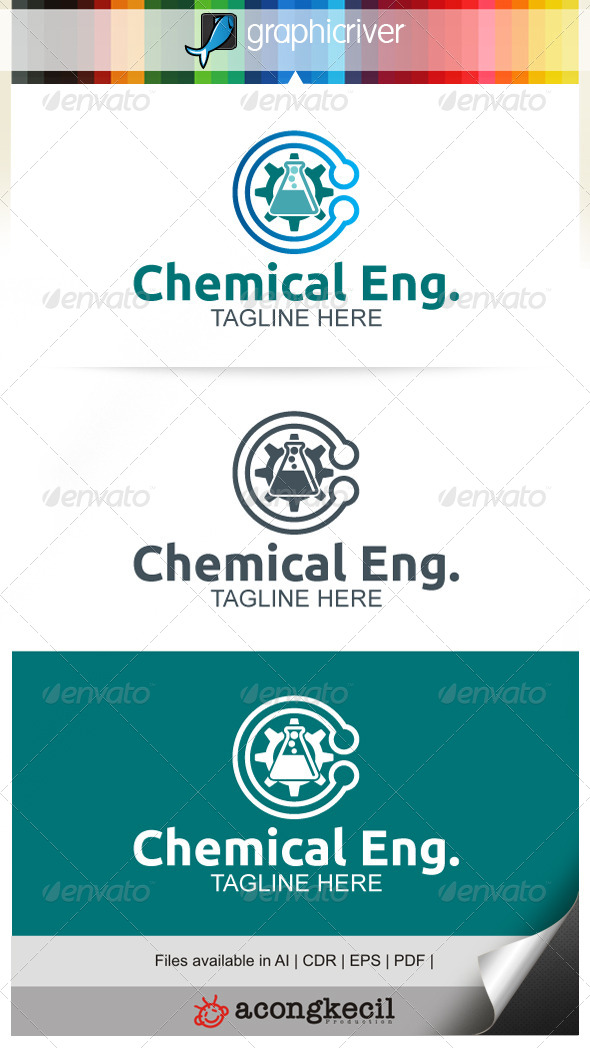 GraphicRiver Chemical Engineering 7778499