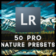 50 Pro Beautiful Nature Presets Vol 3 - GraphicRiver Item for Sale