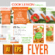 Cook Lesson Flyer - GraphicRiver Item for Sale