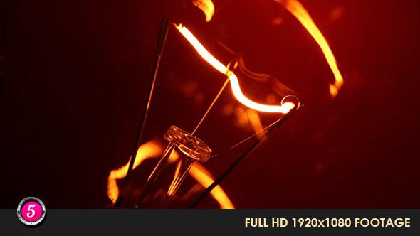 Electric Tungsten Bulb 23