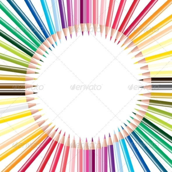 GraphicRiver Pencil Background 7779564