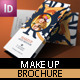 Professional Makeup Brochure Design - GraphicRiver Item for Sale
