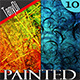Abstract Painted Backgrounds - GraphicRiver Item for Sale