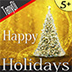 Happy Holidays Backgrounds - GraphicRiver Item for Sale