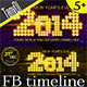 New Year's Eve Party - FB Timeline Cover - GraphicRiver Item for Sale
