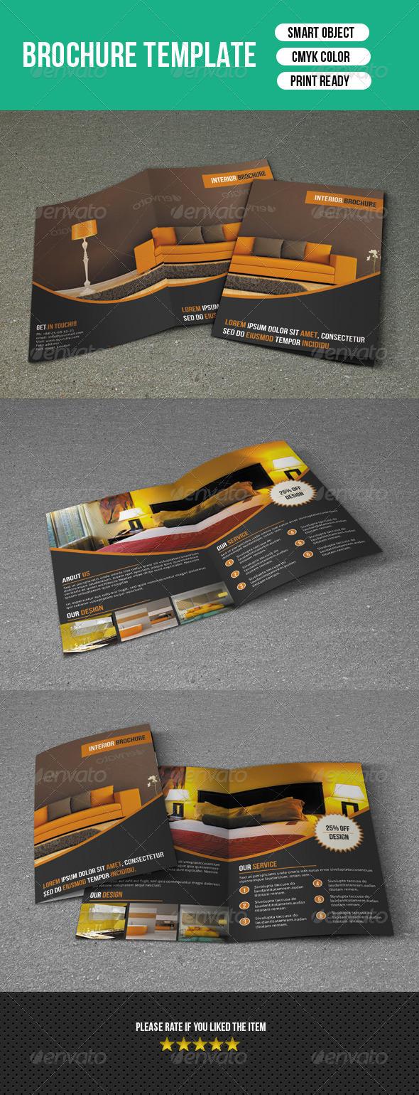 GraphicRiver Interior Bifold Brochure-V09 7782305