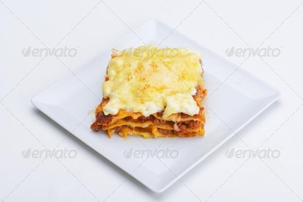 lasagne - Stock Photo - Images
