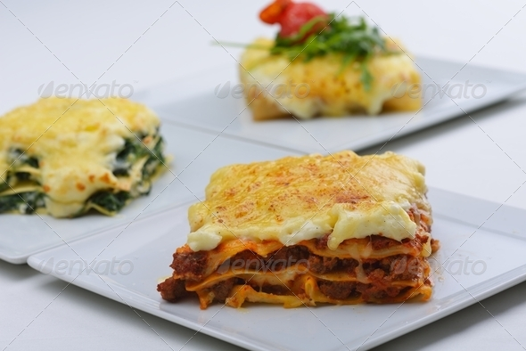 lasagne - Stock Photo - Images