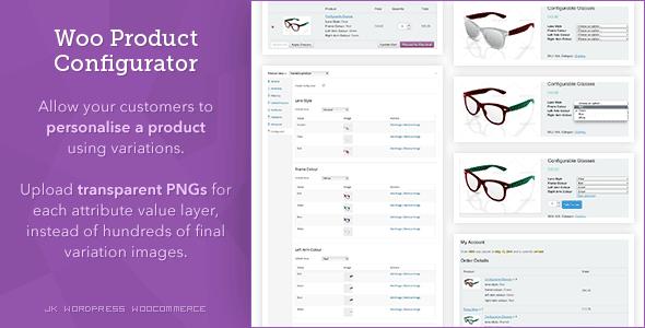 WooCommerce Product Configurator