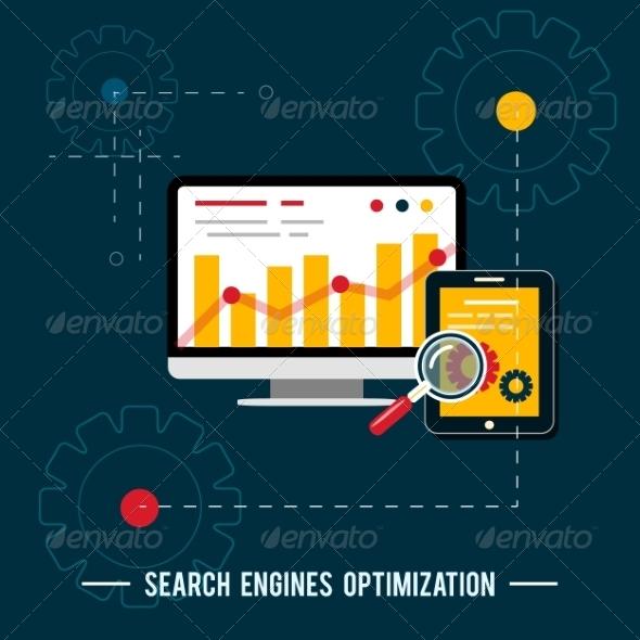 GraphicRiver Seo Optimization Programming Process 7784358