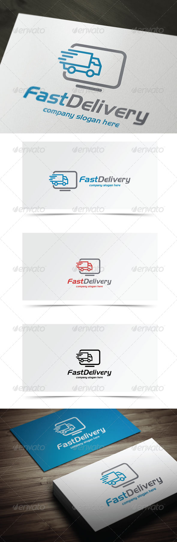 GraphicRiver Fast Delivery 7784386