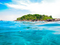 A paradise with perfect crystal clear sea, Similan islands, Anda - PhotoDune Item for Sale