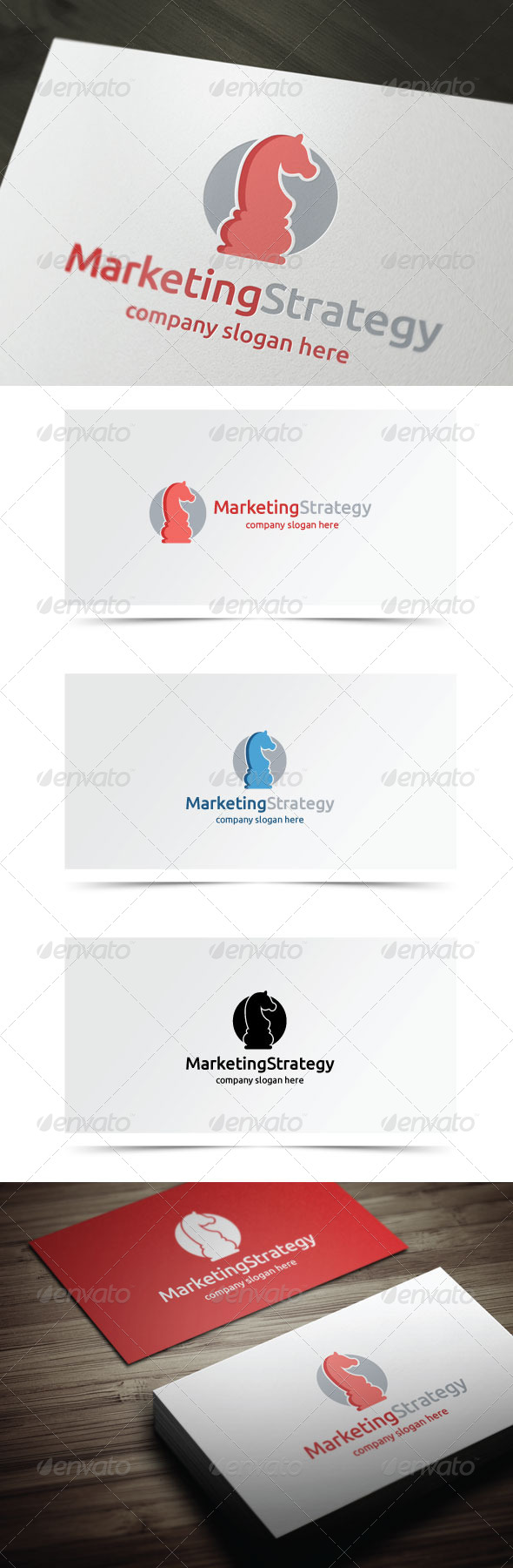 GraphicRiver Marketing Strategy 7784787