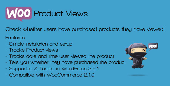 CodeCanyon WooCommerce Product Views 7784962