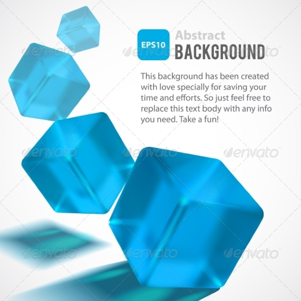 GraphicRiver Abstract Vector Background 7785364