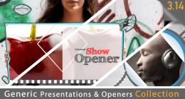 Generic Presentations & Openers