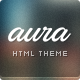 Aura - Responsive Multipurpose Template v1.8.1 - ThemeForest Item for Sale