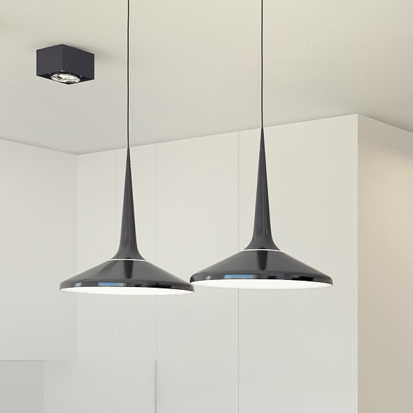 Juicy Pendant Light by Salto and Sigsgaard - 3DOcean Item for Sale