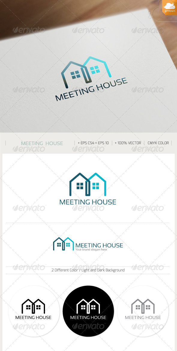 GraphicRiver Meeting House 7754080