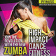 Zumba Dance Fitness Set - GraphicRiver Item for Sale