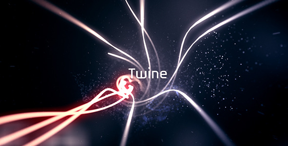 Twine Hi-Tech Logo Reveal