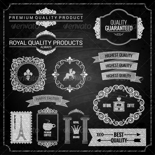 GraphicRiver Design Elements Chalk Texture 7788075