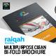 Raiqah Multipurpose Bi-fold Brochure - GraphicRiver Item for Sale