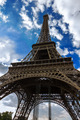 Eiffel tower in Paris, France - PhotoDune Item for Sale