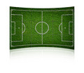 Natural grass soccer field - PhotoDune Item for Sale