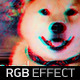 Glitch RGB Effect - GraphicRiver Item for Sale