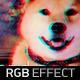 Glitch RGB Effect - GraphicRiver Item for Sale