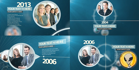 Corporate Timeline Pack