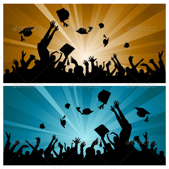 GraphicRiver Graduation 7789765