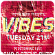 Vibes - Flyer [Vol.18] - GraphicRiver Item for Sale