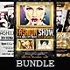 Fashion Show - Flyers Bundle - GraphicRiver Item for Sale