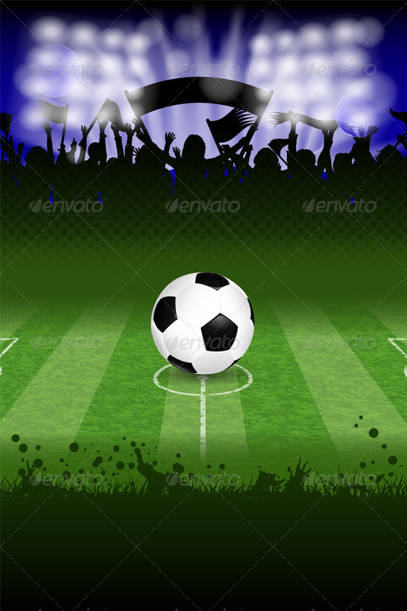 GraphicRiver Soccer Poster 7790801