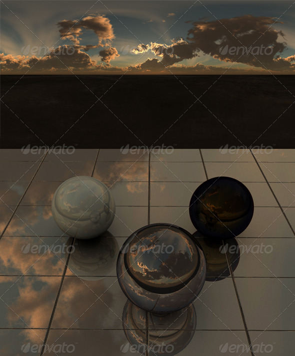 Desert 117 - 3DOcean Item for Sale