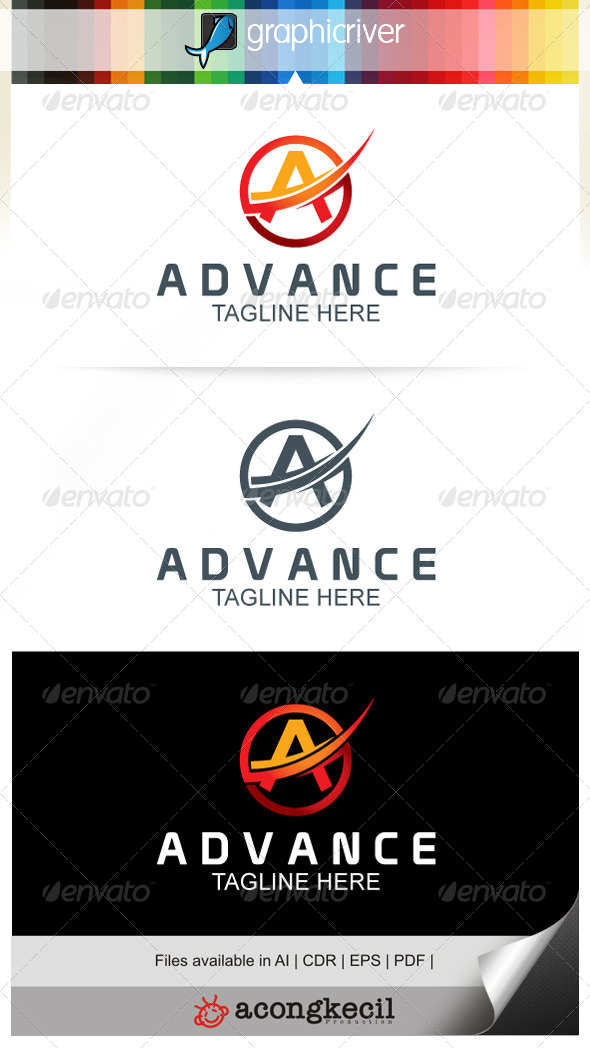 GraphicRiver Advance 7791237