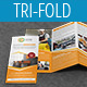 Multipurpose Business Tri-Fold Brochure Vol-23 - GraphicRiver Item for Sale