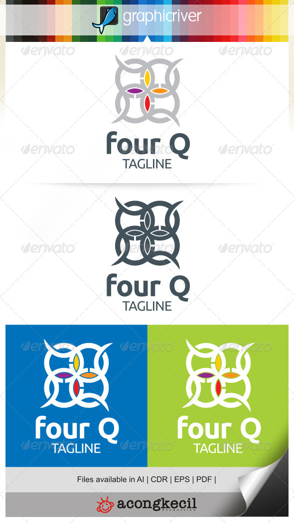 GraphicRiver Four Q 7791448