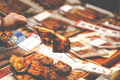 Traditional market in Japan. - PhotoDune Item for Sale