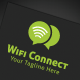 Wifi Connect Logo - GraphicRiver Item for Sale